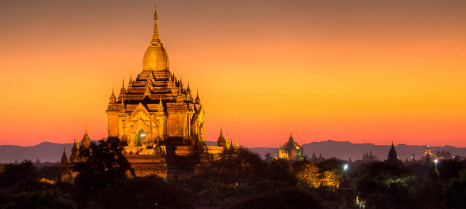 TOUR MYANMAR CON ESTENSIONE MARE