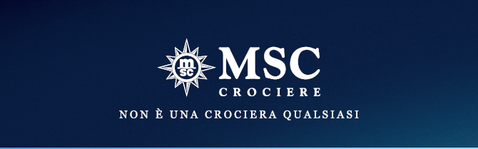 E' TORNATA LA PROMO FLASH MSC CROCIERE